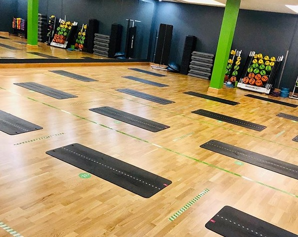 Buy sporting goods Manchester gyms yoga pilates