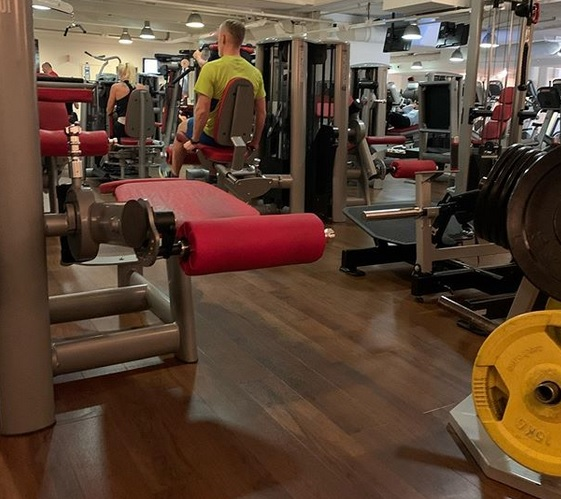 Working out Helsinki gyms near you boxing mma