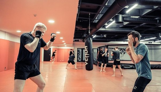 Working out Reykjavik gyms near you boxing mma